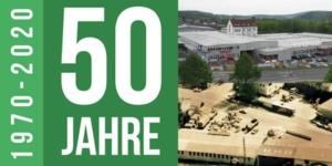 50 Jahre Herbst Baustoffe Bad Soden -Salmünster