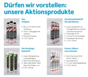 BMI Wolfin Aktion-Produkte