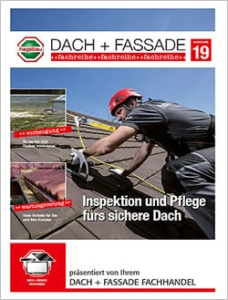 Fachblatt Dach + Fassade Ausgabe 19