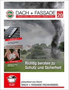 Fachblatt Dach + Fassade Ausgabe 20