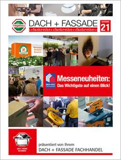 Fachblatt Dach + Fassade Ausgabe 21