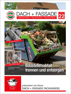 Fachblatt Dach + Fassade Ausgabe 22