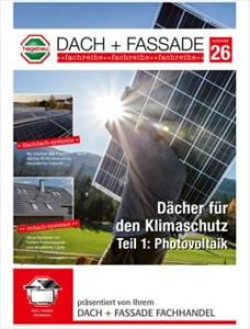 Dach + Fassade Fachreihe Ausgabe 27