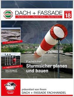 Das Fachblatt Dach + Fassade Ausgabe 18.2019